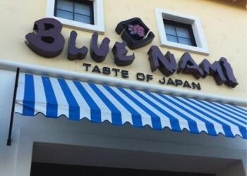 Roseville sushi Blue Nami