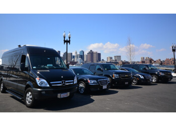 Boston limo service Blue Nile Livery