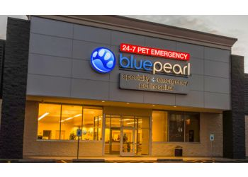 Seattle veterinary clinic Blue Pearl Pet Hospital