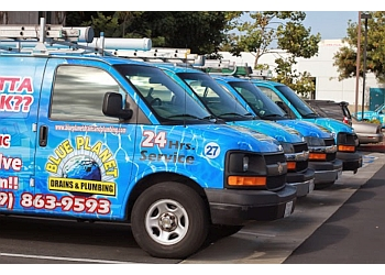 Chula Vista plumber Blue Planet Drains & Plumbing, Inc.