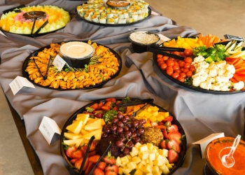 Chicago caterer Blue Plate Catering