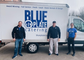 Madison caterer Blue Plate Catering
