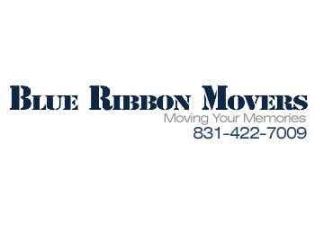 Salinas moving company Blue Ribbon Movers