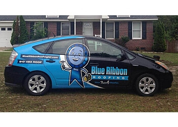 Fayetteville roofing contractor Blue Ribbon Roofing