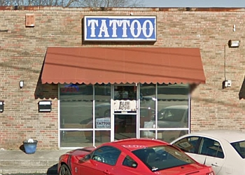Huntsville tattoo shop Blue Rose Tattoo