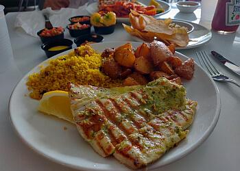 Torrance seafood restaurant Blue Salt Fish Grill