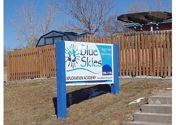 Colorado Springs preschool Blue Skies Exploration Academy