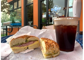 Boise City bagel shop Blue Sky Bagels
