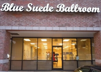 Memphis dance school Blue Suede Ballroom