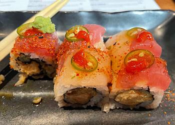Lincoln sushi Blue Sushi Sake Grill