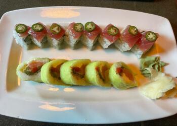 Omaha sushi Blue Sushi Sake Grill