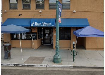 San Diego seafood restaurant Blue Water Seafood Market & Grill