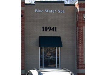 Raleigh med spa Blue Water Spa