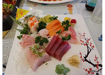 Springfield sushi Blue Water Sushi