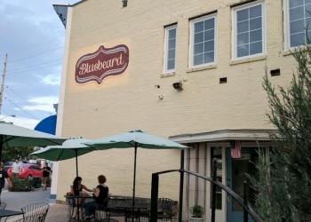 Indianapolis american cuisine Bluebeard