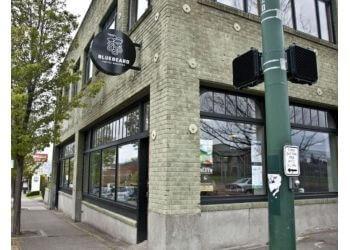 Tacoma cafe Bluebeard Coffee Roasters