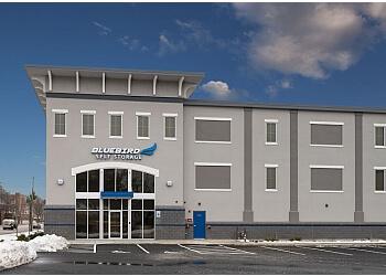 Manchester storage unit Bluebird Self Storage