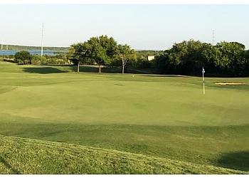 Austin golf course Bluebonnet Hill Golf Course