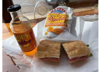 St Louis sandwich shop Blues City Deli