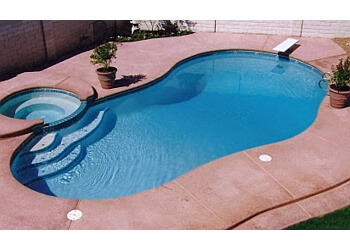 Albuquerque pool service Bluewater Pools