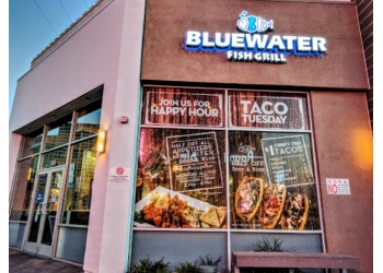 Downey seafood restaurant Bluewave Fish Grill