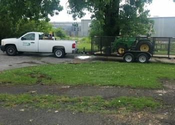 Memphis lawn care service Bluff City Landscape LLC.