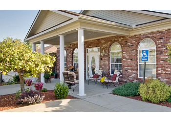 Columbia assisted living facility Bluff Creek Terrace