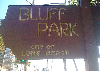 Long Beach public park Bluff Park