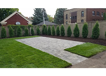 St Paul landscaping company Bluhm Brothers Landscaping, Inc.