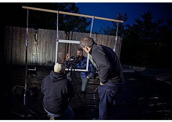 Des Moines videographer Blur MediaWorks