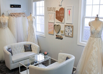 Newport News bridal shop  Blush Bridal Inc.