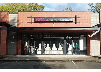 Eugene bridal shop Blush Bridal & The Tux Shop