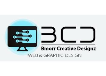 Elk Grove web designer Bmorr Creative Designz