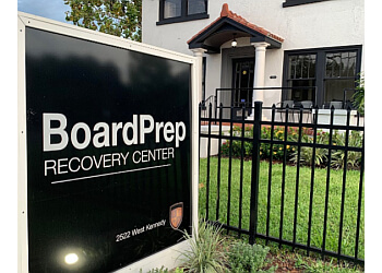 Tampa addiction treatment center BoardPrep Recovery Center