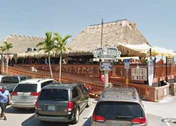 Cape Coral american restaurant Boat House Tiki Bar & Grill