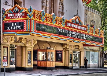 Stockton landmark BOB HOPE THEATRE
