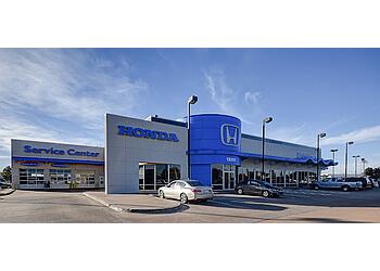 Oklahoma City car dealership Bob Howard Honda