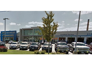 Rochester car dealership Bob Johnson Chevrolet