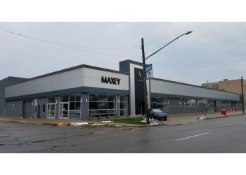 Detroit car dealership Bob Maxey Lincoln