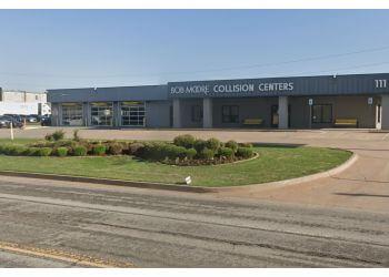 Oklahoma City auto body shop Bob Moore Collision Center