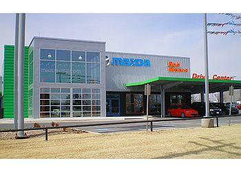 Oklahoma City car dealership Bob Moore Mazda