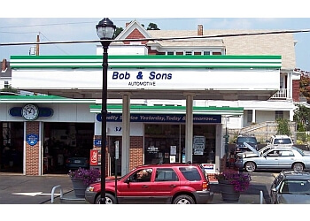 Manchester car repair shop Bob & Sons Automotive Inc.