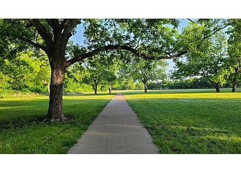 Plano public park Bob Woodruff Park
