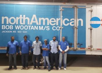 Jackson moving company  Bob Wootan Moving & Storage
