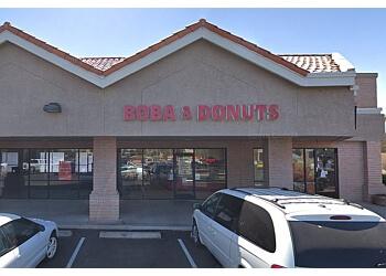 Chandler donut shop Boba & Donuts