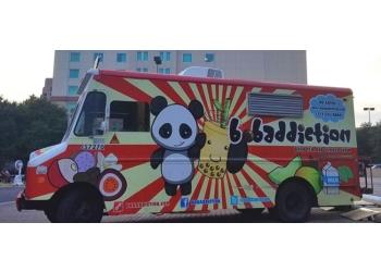Dallas food truck Bobaddiction Food Truck