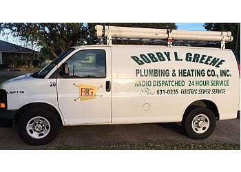 Shreveport plumber Bobby L. Greene Plumbing & Heating Co., Inc.