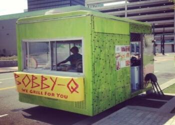 Norfolk food truck Bobby-Q
