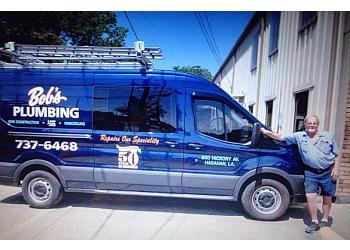New Orleans plumber Bob's Plumbing Inc.