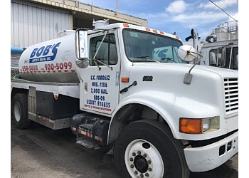 Miami septic tank service Bob's Septic & Drain Inc.
